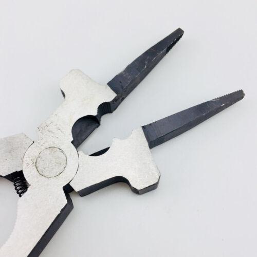 Mehrzweckflachmund MIG Schweißens Zangen Werkzeuge federbelastetes