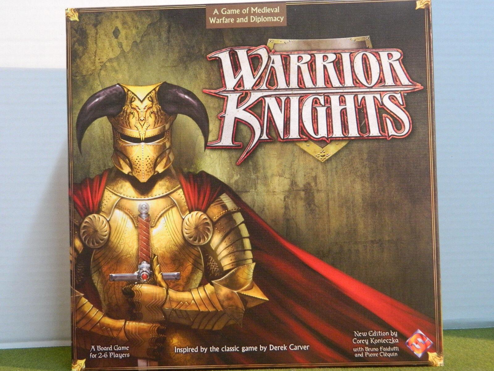 WarRRIOR Knepighs BORD spel UTAN PRINT
