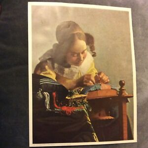 Vintage-Print-The-Lace-Maker-Jan-Vermeer