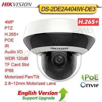4MP PoE IP Camera Motion Detection Smart H.265,20m Smart IR Night Vision 4MP Bullet Camera,2560x1440P,IP67 HD 4MP Bullet POE IP Camera