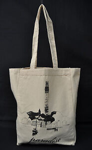 MARC JACOBS Paradise Lighthouse Tote Handbag Bag NEW