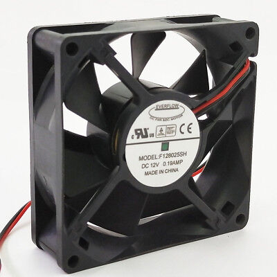 Applicable for SUNON KDE1208PTV3 Cooling Fan DC 12V 0.8W 3pin 80*25mm