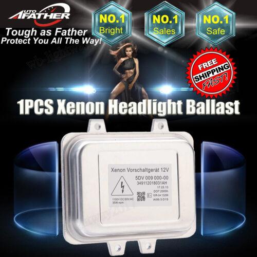 New Xenon Headlight Ballast Control Unit For Cadillac 2007-2014 BMW VW 12767670