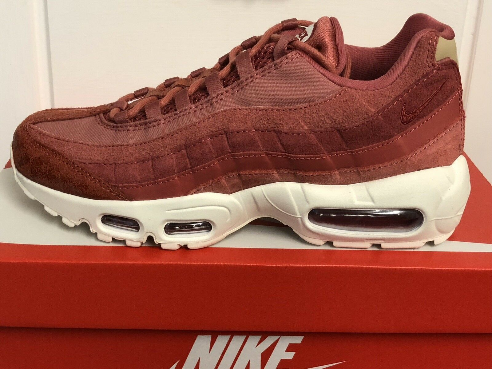 NIKE AIR MAX 95 PRM WOMENS TRAINERS SNEAKERS SHOES UK 5,5 EUR 39 US 8