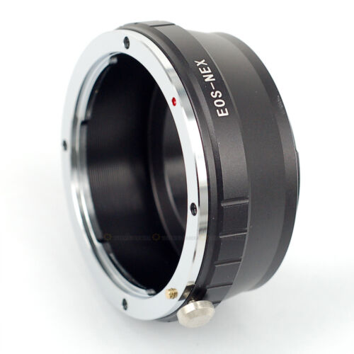 Canon EOS EF to Sony E-Mount Lens Adapter Ring UK Seller