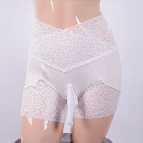 Sissy Penis Sheath Pouch Panties Men Boxer Briefs Gay Bikini Briefs Underwear