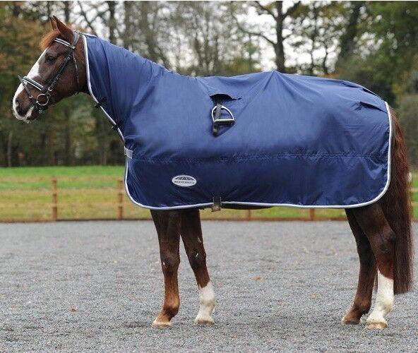 Weatherbeeta Equitazione Pioggia Foglio di tutte le taglie