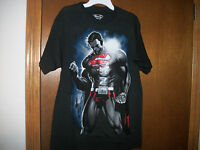 Dc Comics Full Body Superman Clenched Fist Graphic T-shirt Small Or Large