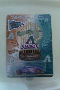 ARIZONA DIAMONDBACKS #5 of 5 Cars - Die Cast Car