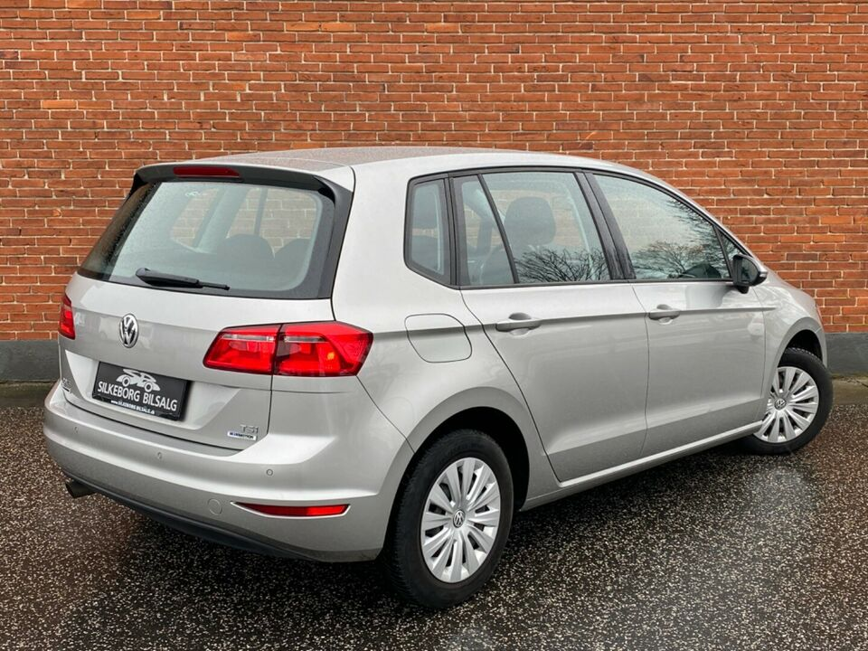 VW Golf Sportsvan 1,2 TSi 110 Comfortline DSG BMT Benzin