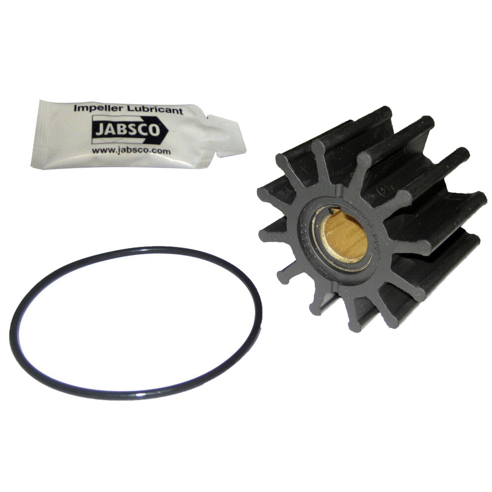 Jabsco Impeller Kit - 12 Blade -  Neoprene - 2-9 16  Diameter  outlet on sale