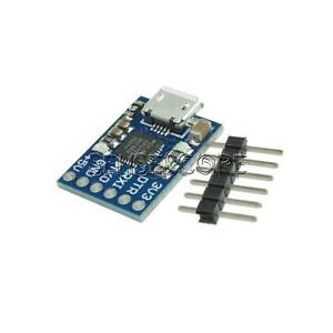 Micro-USB-TTL-UART-Serial-Converter-CP2102-fuer-Arduino-Prototyping-Replace-FT232
