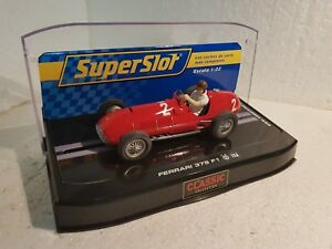 Special Section Qq St Scalextric Uk Supplement The Vital Energy And Nourish Yin 2915 Bestellung Ferrari 375 F1 #2 Rot