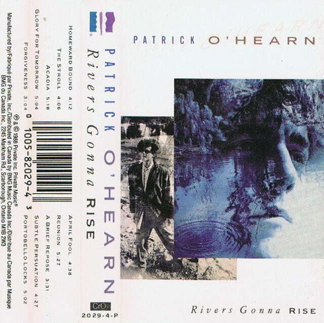 Rivers Gonna Rise cassette - Patrick O'Hearn