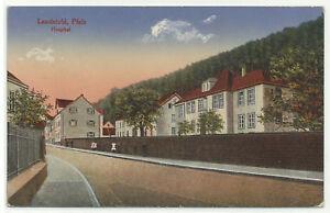Landstuhl Pfalz Hospital 1918 - Pfalz, Deutschland - Landstuhl Pfalz Hospital 1918 - Pfalz, Deutschland