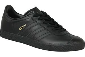 adidas Gazelle J By9146 Kinder SCHUHE SNEAKERS schwarz   eBay ba9e8c0412