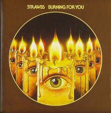 CD - Strawbs - Burning For You - A194 - RAR