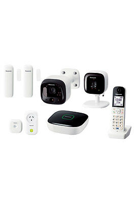 NEW Panasonic KX-HN6031AZW Home Alert Kit