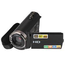 1080P HD Digital Video Camera 16× Zoom 12× Telephoto Lens 20MP Wifi IR I1M6