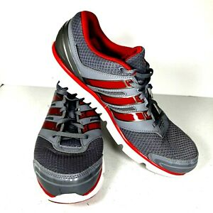 Details about Adidas Mens Shoes Trail Running Shoes Sneakers Size 11 Gray Red Shoes
