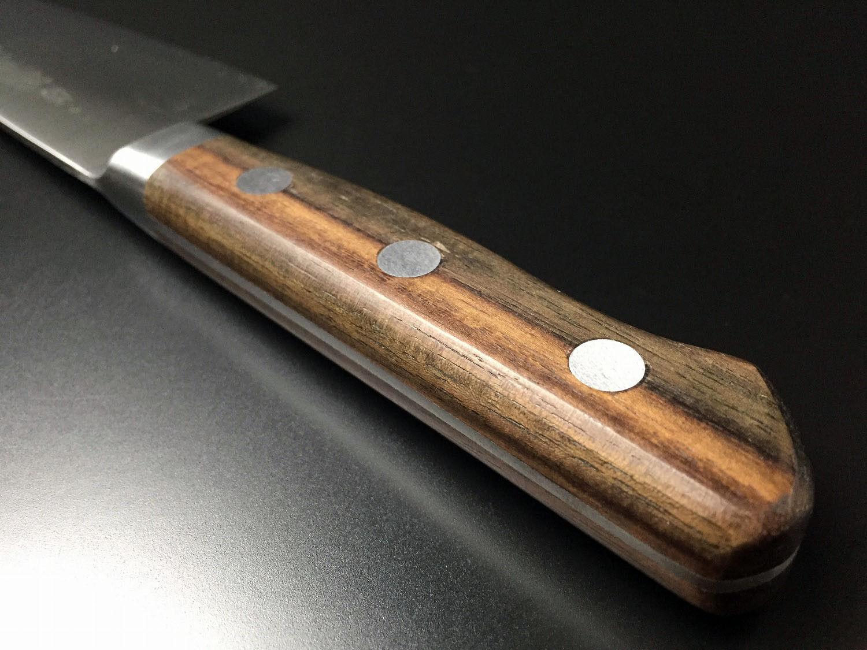ARITSUGU Alloy Steel Gyuto Kitchen Chef Japanese Knife 210 mm mm mm 8.26  AT160s Saya 3f6c81