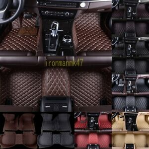 For-Nissan-Murano-Car-Floor-Mats-Luxury-Custom-FloorLiner-Auto-Mats-2011-2018