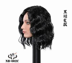 COWPEN Toys 1//6 Female Head Polaris Emma Long Hair Head Sculpt NB-002D F Figure