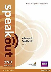 Speakout-Advanced-2nd-Edition-Workbook-with-Key-Clare-Antonia-amp-Wilson-Mr-J-J