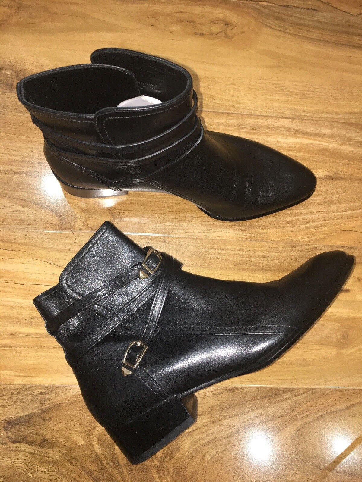 Bnwob STELLA LUNA noir noir noir taille 36 bottines 12d2d5