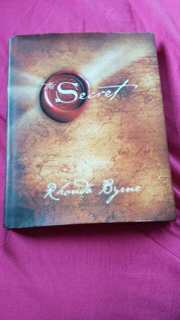 The Secret by Rhonda Byrne - Hardback Book