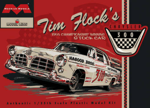 in FS Box New 2012 Moebius Tim Flock 1955 Championship Winning Chrysler 300