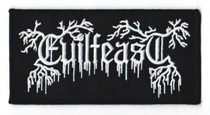 EVILFEAST - Logo - Patch / Aufnäher