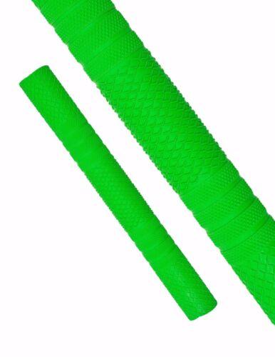 NEW MULTICOLOUR CRICKET BAT GRIP NON SLIP HANDLE RUBBER HIGH QUALITY