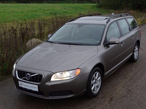 Volvo V70 2,0 D3 163 aut. - billede 2