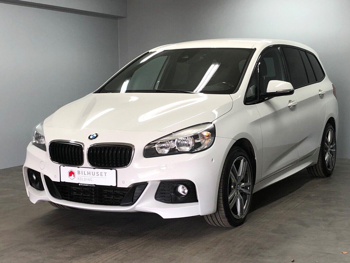 BMW 218d 2,0 Gran Tourer M-Sport aut. 5d - 259.900 kr.