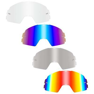 ONeal Ersatz Scheibe B1 RL Goggle Brille AntiFog Glas Linse Lens Ersatzteil