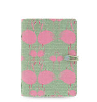 New Filofax Personal Size Cover Story Organiser NoteBook Diary Flamingo - 022422