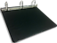 ULTRA-PRO-BLACK-3-Ring-Collectors-Album-Binder-for-Coins-Banknotes-Stamps-Ticket thumbnail 2