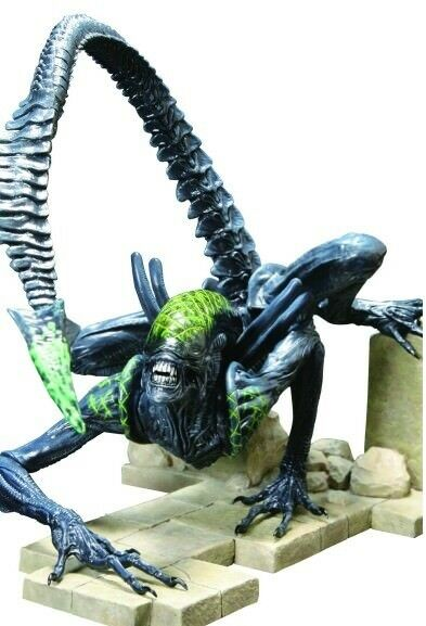 Kotobukiya, AVP AVP AVP Alien vs Predator, Grid Warrior Previews Exclusive Statue Figure ec4da2