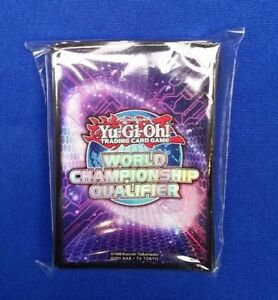 Yu-Gi-Oh-2014-WORLD-CHAMPIONSHIP-QUALIFIER-SLEEVES-KONAMI-80-ct