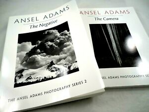 The New Ansel Adams Photography Series//Book 2 The Negative