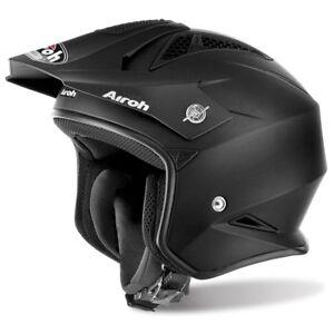 2018-Airoh-TRR-Trials-Helmet-Matt-Black