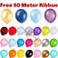 100-PCS-HELIUM-Pearlised-Latex-Balloons-12-034-Wedding-Birthday-Party-Theme-Baloons thumbnail 1