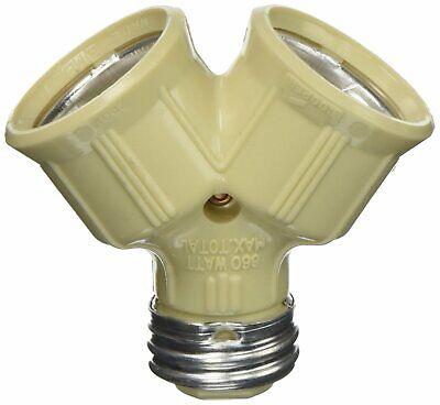 Eaton GU24W-SP-L 660-Watt 250-Volt Keyless Ceiling Lamp Holder