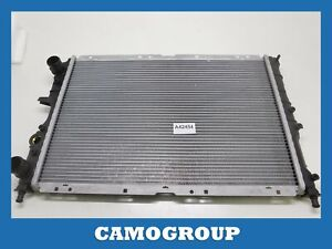 Radiator Cooling Engine Radiator Engine Cooling FIAT Tempra Tipo 109034