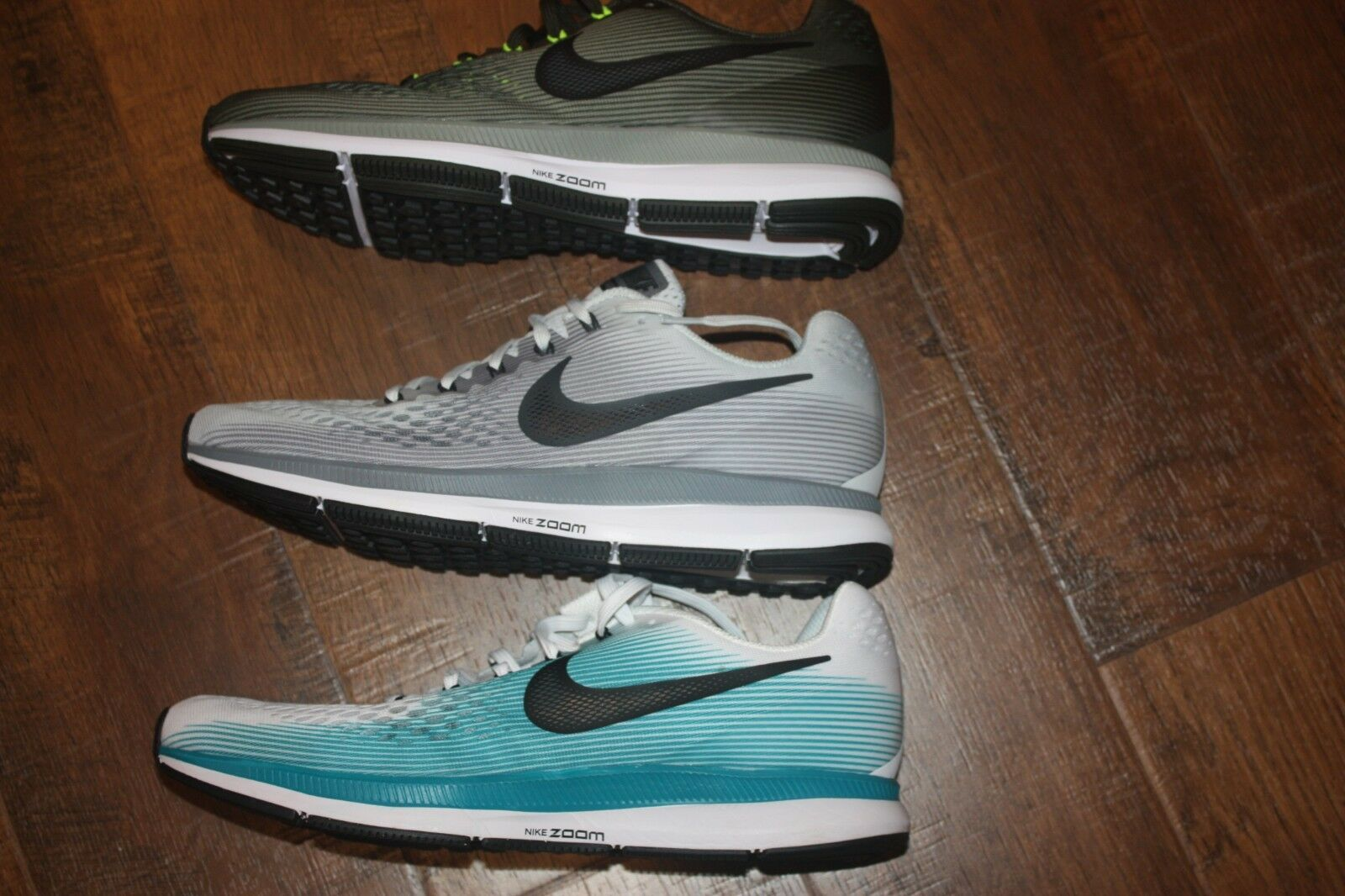 New In Box Men's Nike Air Zoom Pegasus 34 Running shoes 880555 SHIP FREE US