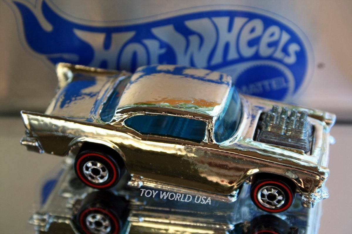 1995 Hot Wheels Classic American Cars Service Merchandise '57 Chevy