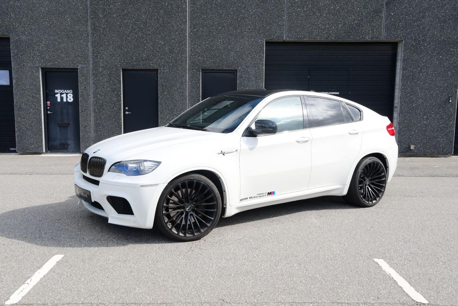 BMW X6 4,4 M aut. 5d - 679.900 kr.