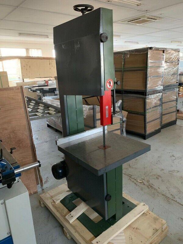 Bandsaw, 500mm, MJ345, 2.2kW, 380Volt