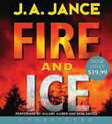 Fire and Ice by J A Jance (CD-Audio, 2010)